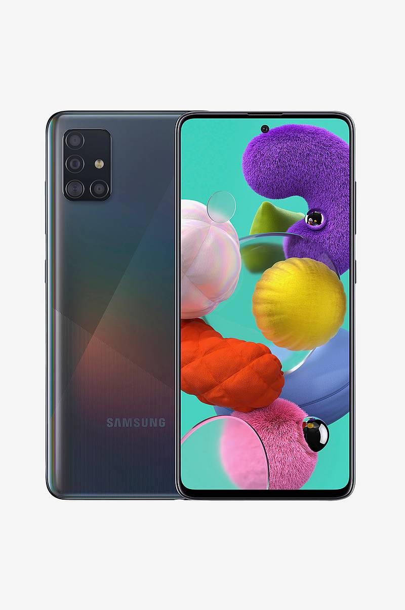 Galaxy A51 128GB Black