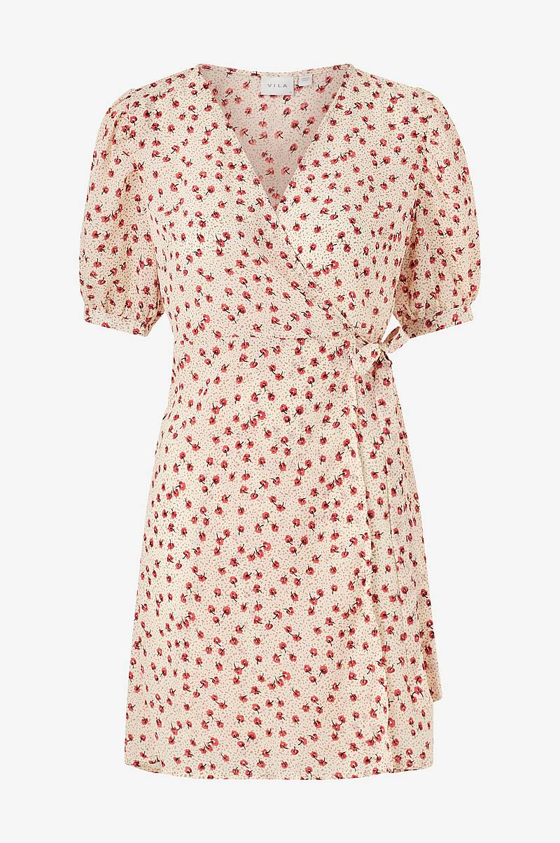 Kietaisumekko viDisa 2/4 Wrap Dress