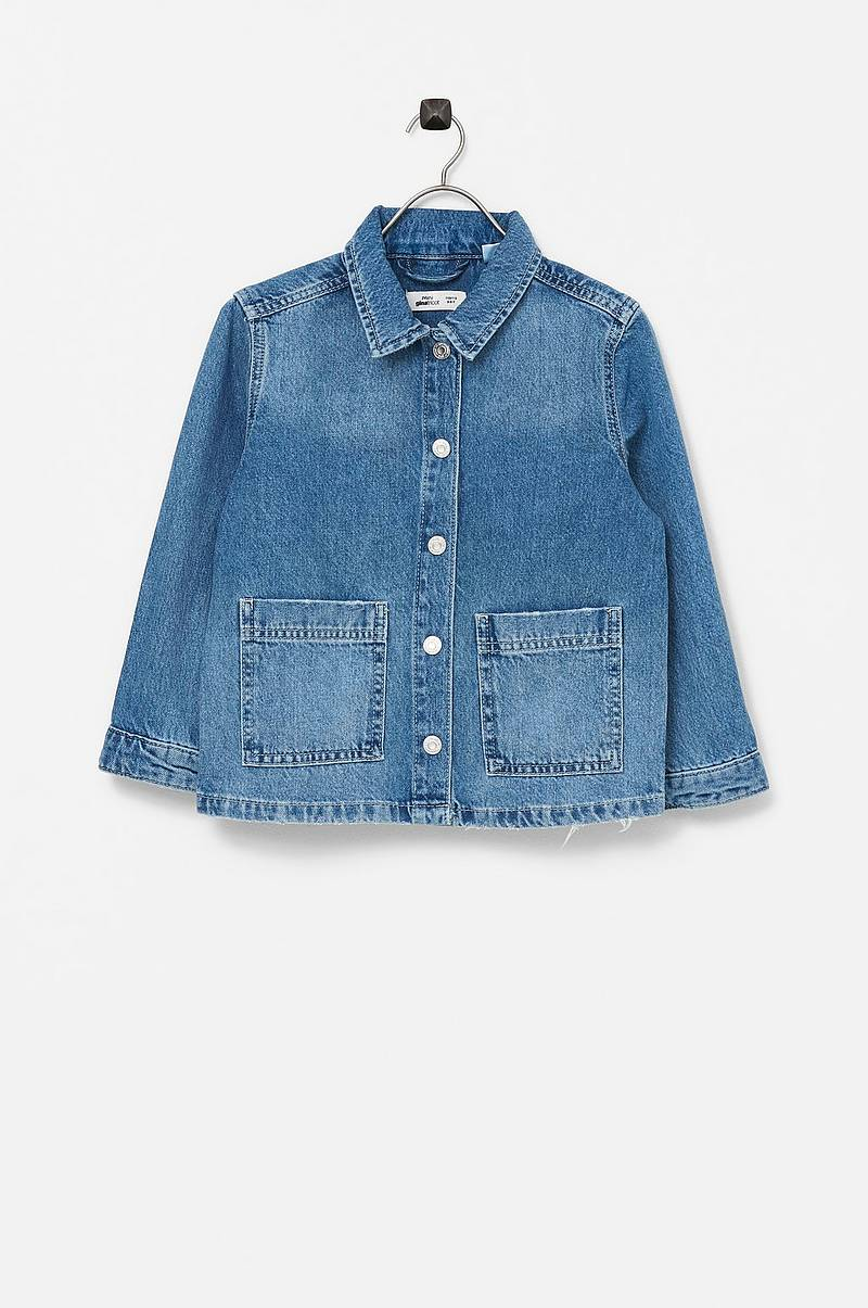 Denimjakke Mini Worker Jacket