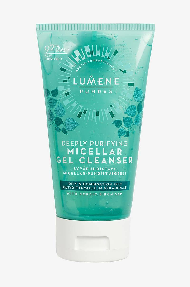 Pudhas Deeply Purifying Micellar Gel Cleanser 150 ml