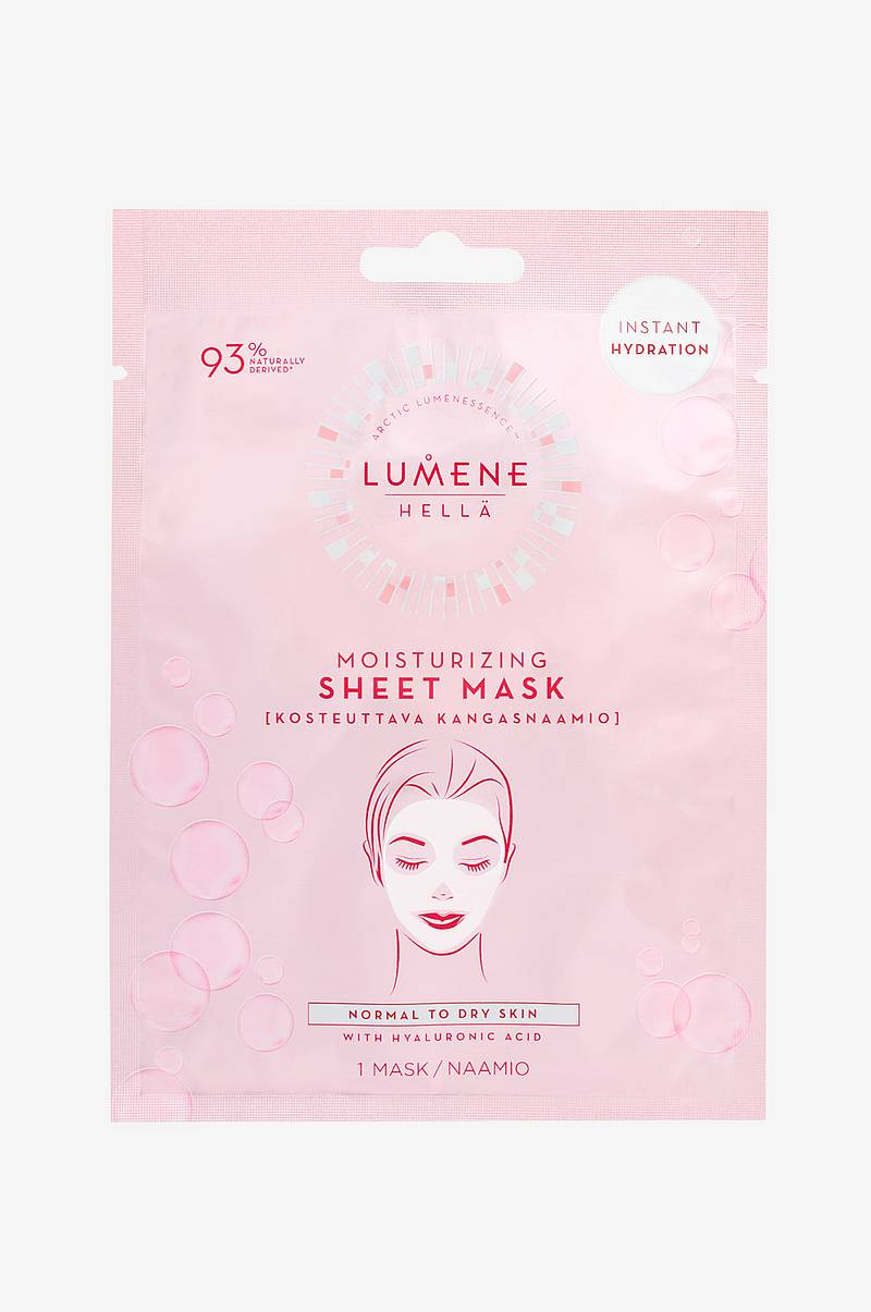 Hellä Moisturizing Sheet Mask