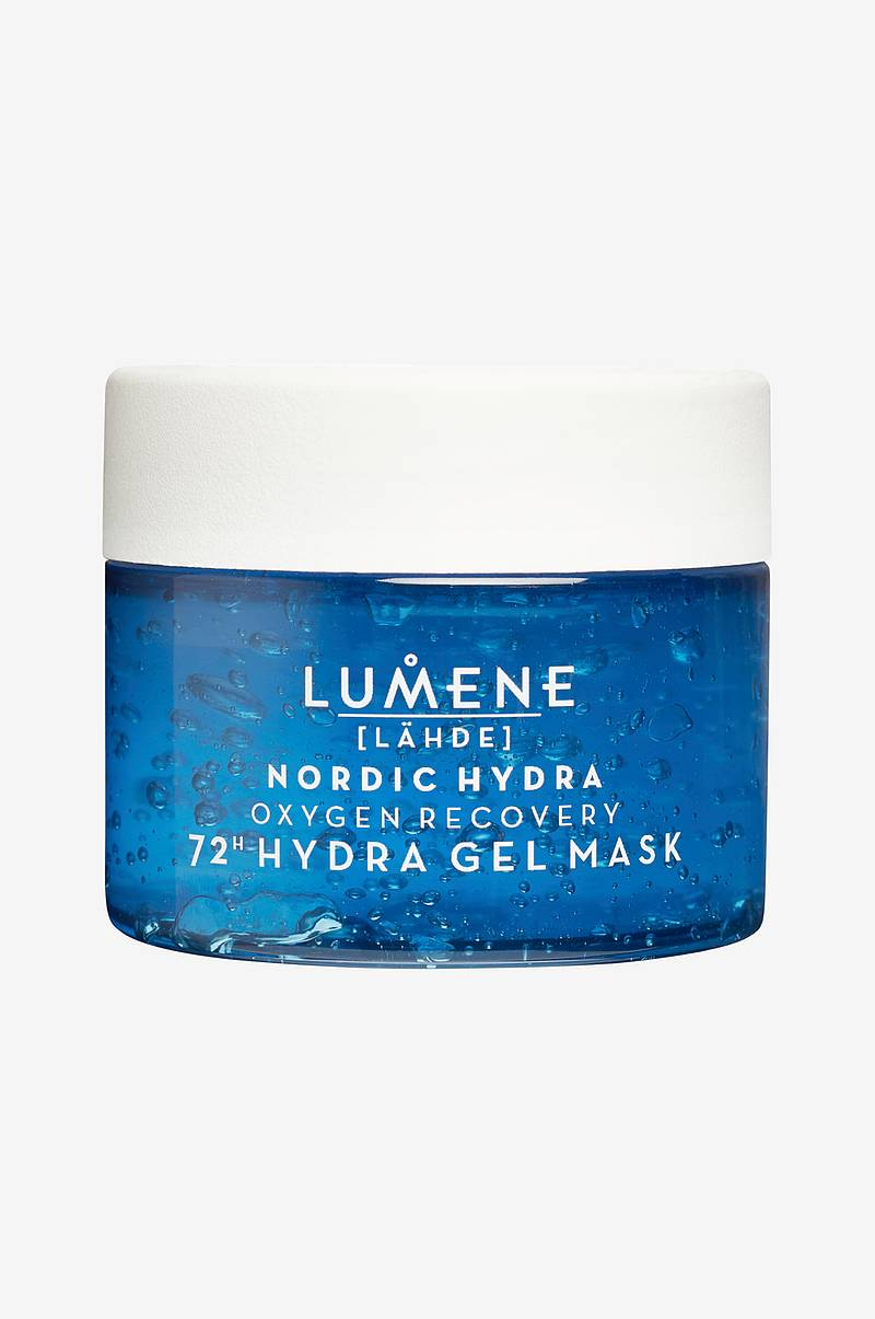 Lähde Nordic Hydra Oxygen Recovery 72h Hydra Gel Mask 150 ml