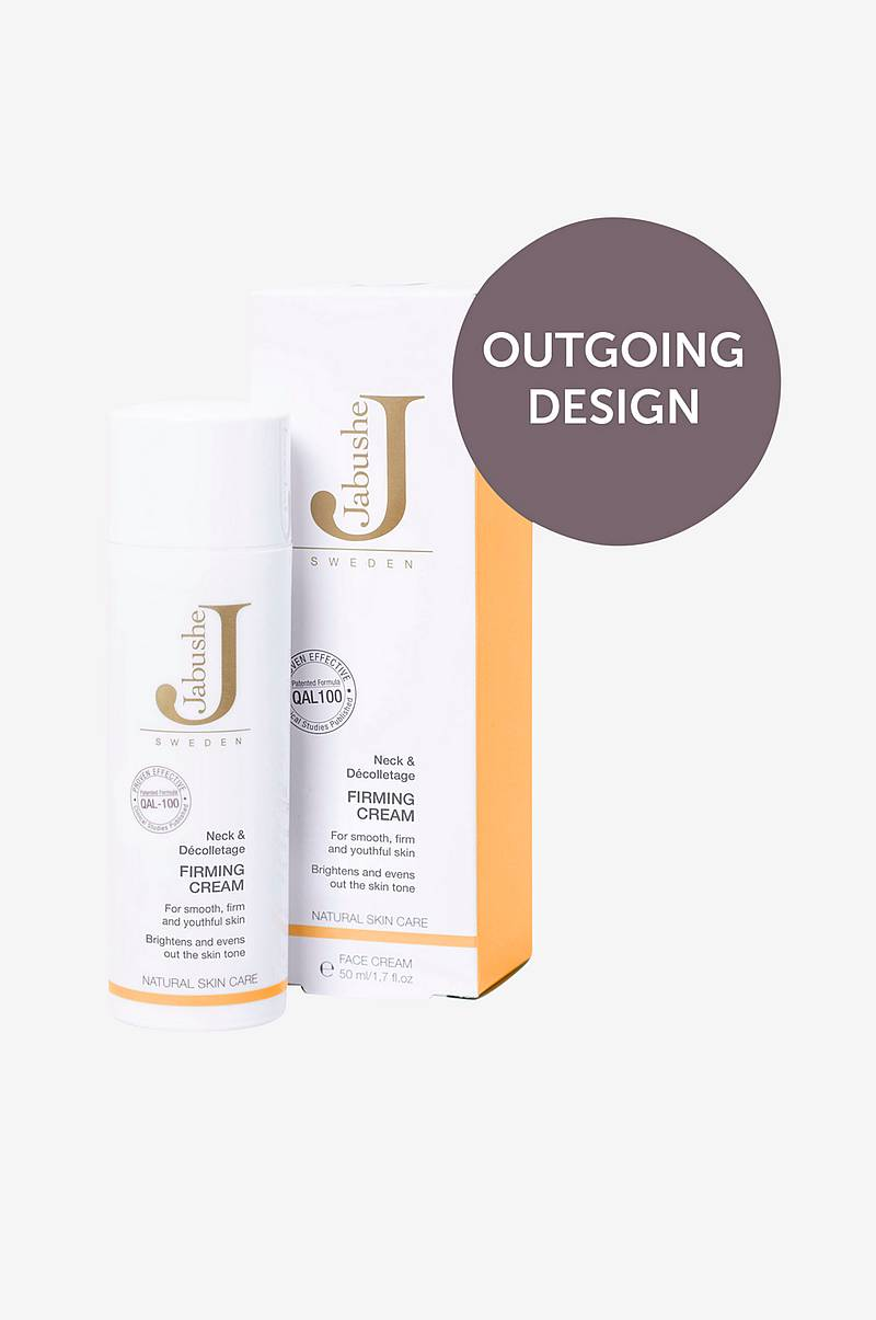 Jabushe Neck & Décolletage Firming Cream 50 ml