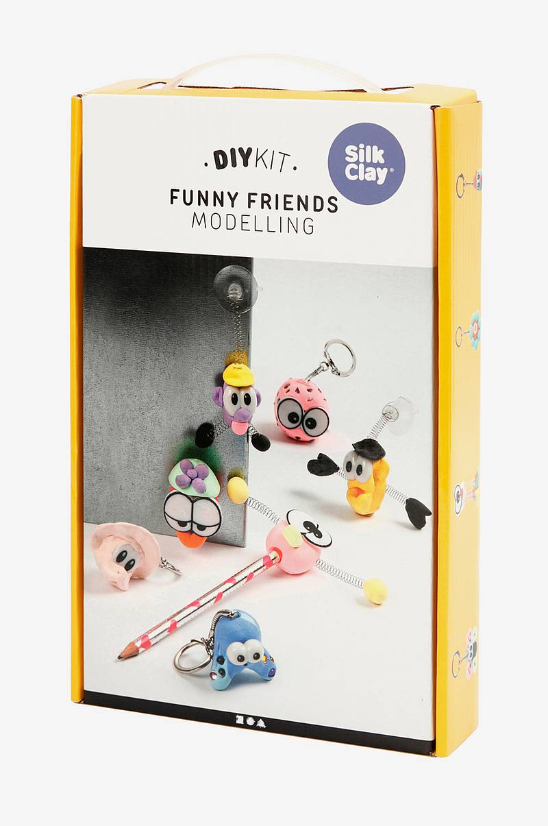 Funny Friends Stl. 30x18x5cm Small
