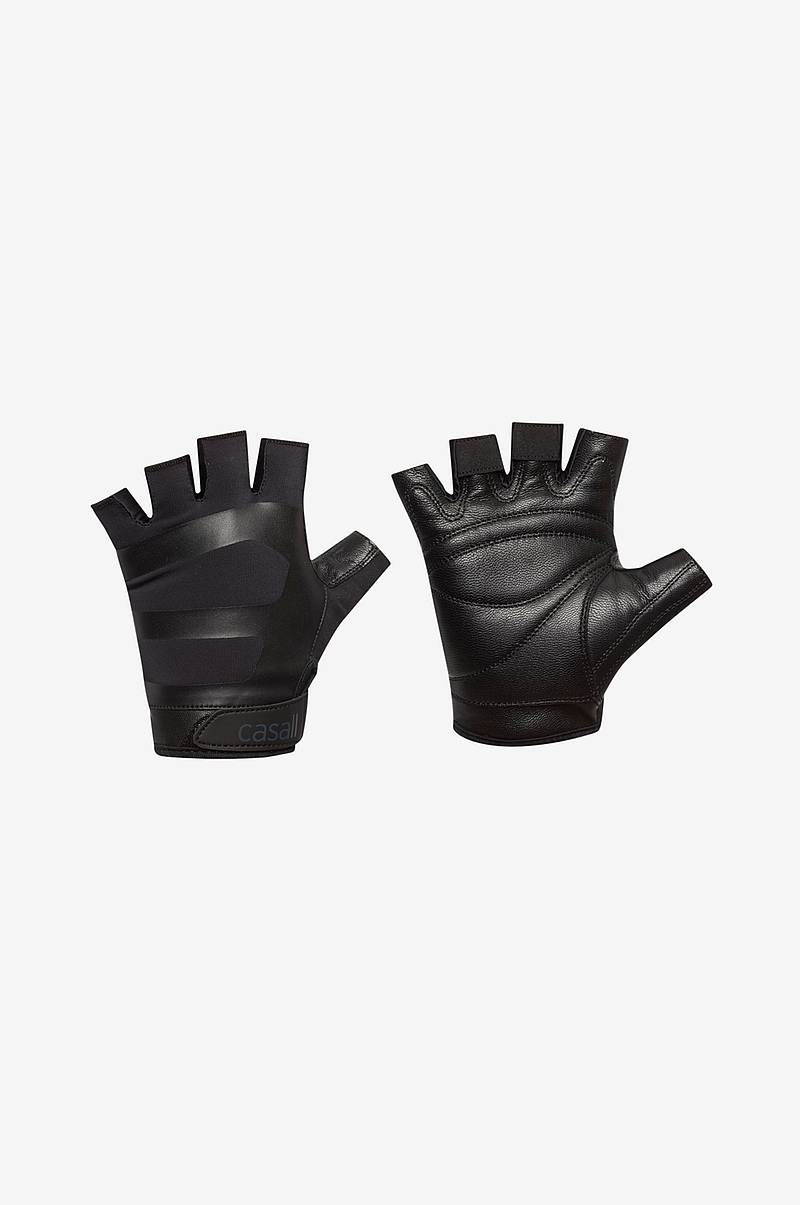 Exercise glove multi S Black