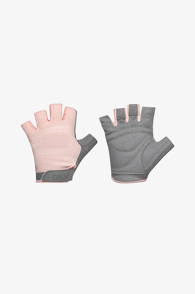 Exercise glove S Pink/Gre