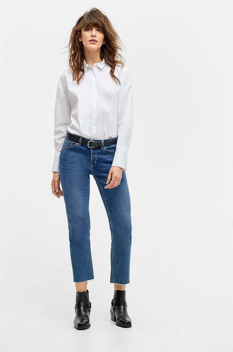 Jeans Nahla Cropped Bootcut