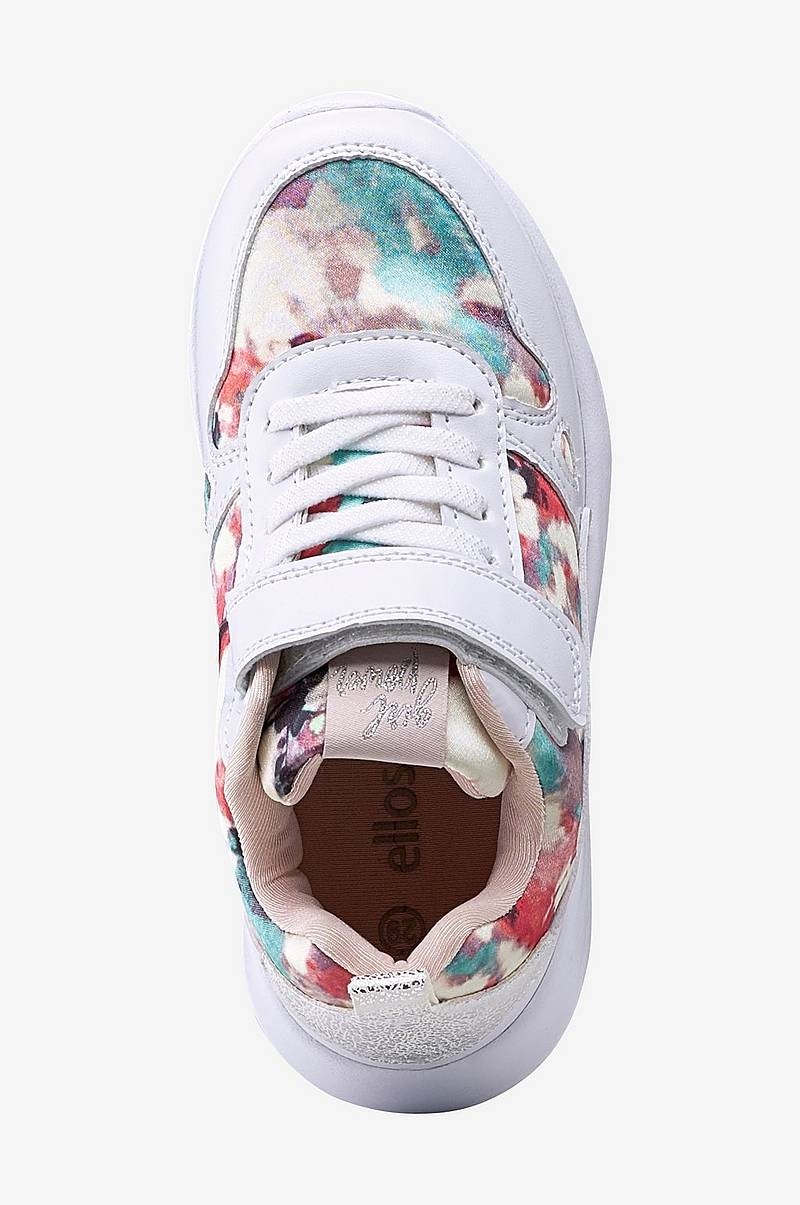 Sneakers Brighton med blommor 396f1ad9f898c