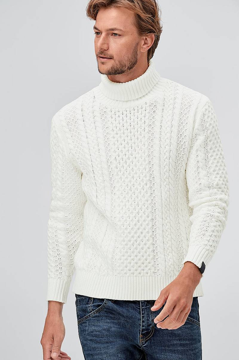 Pologenser Henry Knit Cable