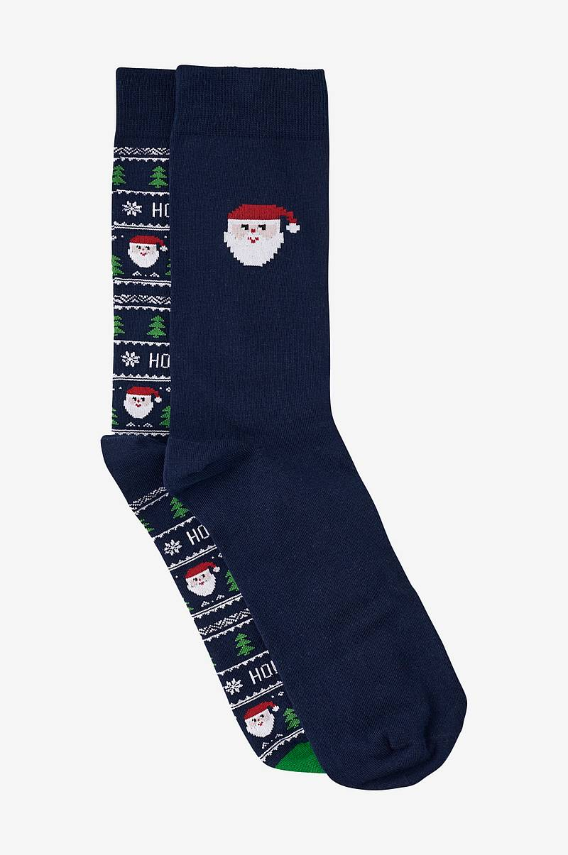 Strumpor Christmas Sock 2-pack