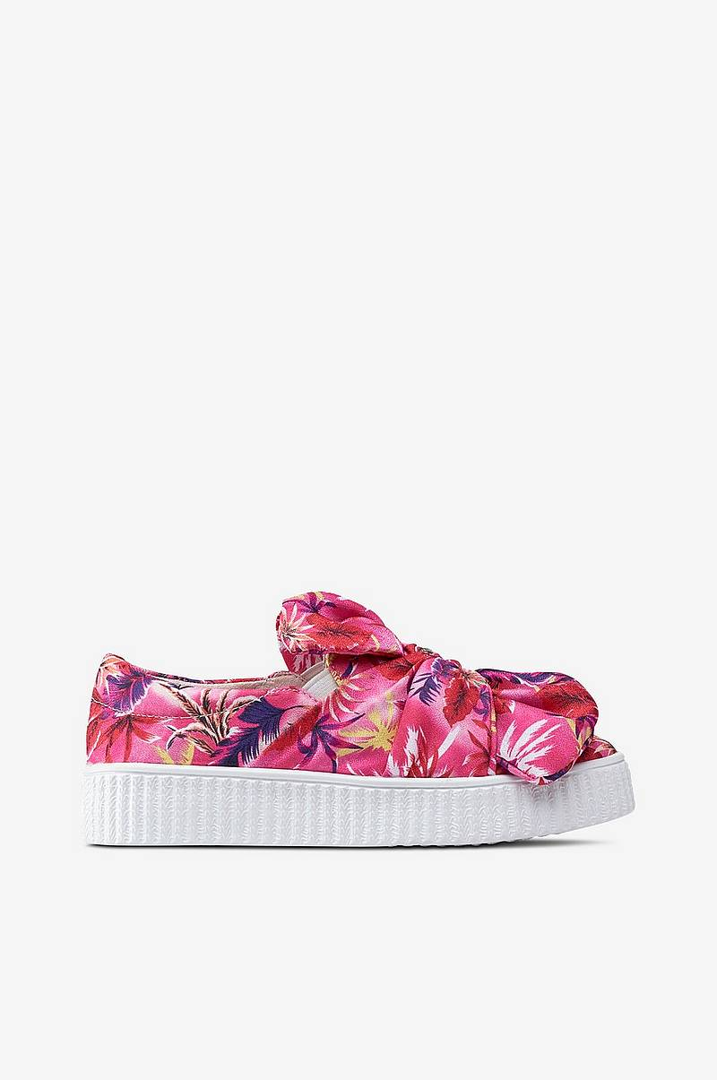 Sneakers Pineapple Bow