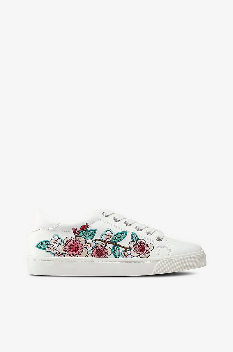 Sneakers Donna Embroidery