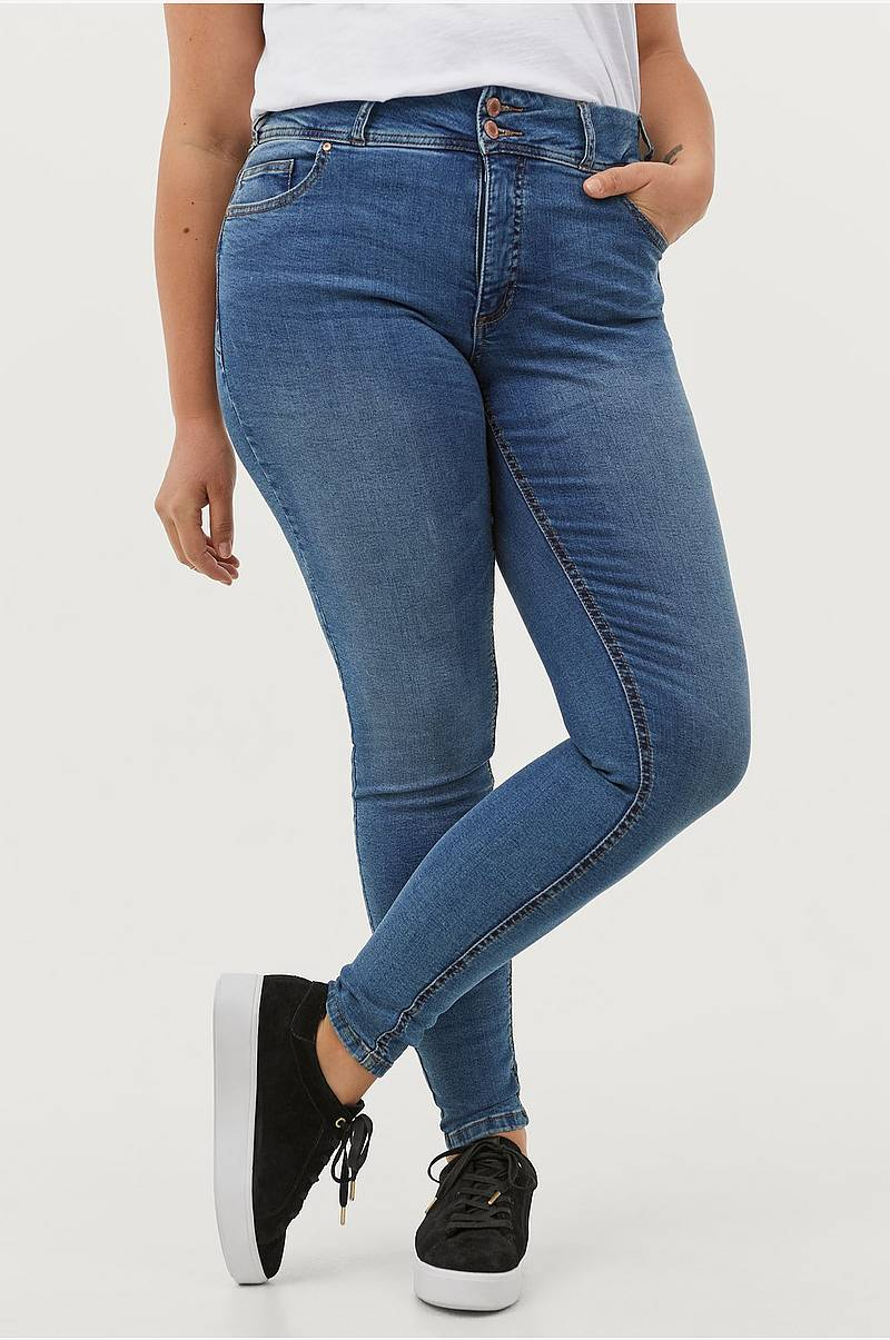 Jeans Kelly New med shapingeffekt