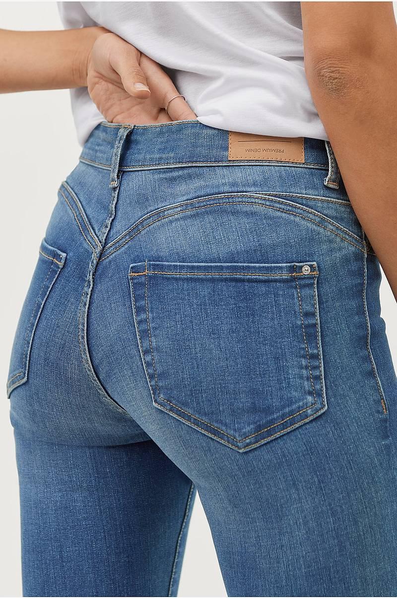 275bd7bf1b7f Jeans - Shoppa damjeans online hos Ellos.se