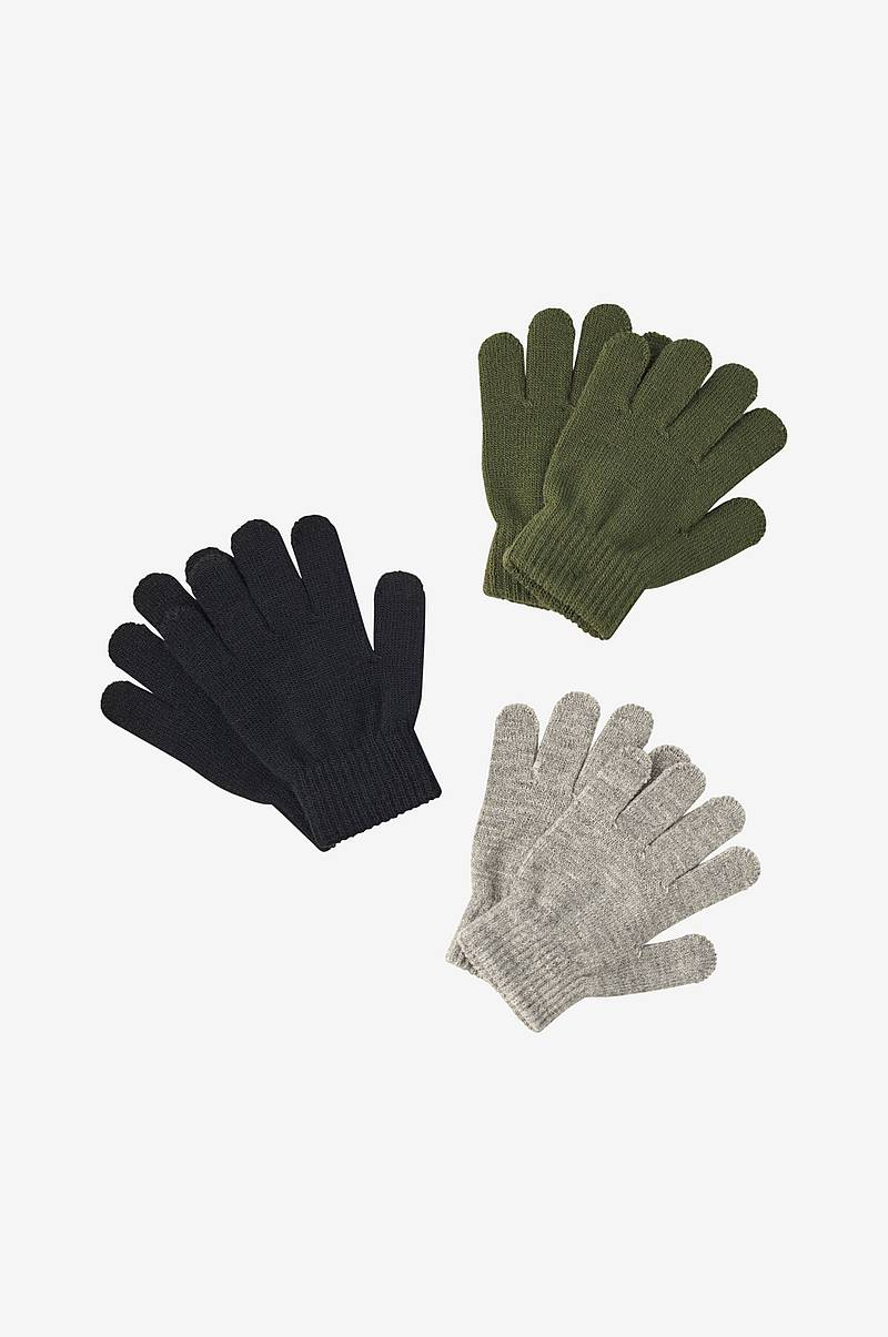 Fingervanter 3-pak Magic Gloves Kuna Peak