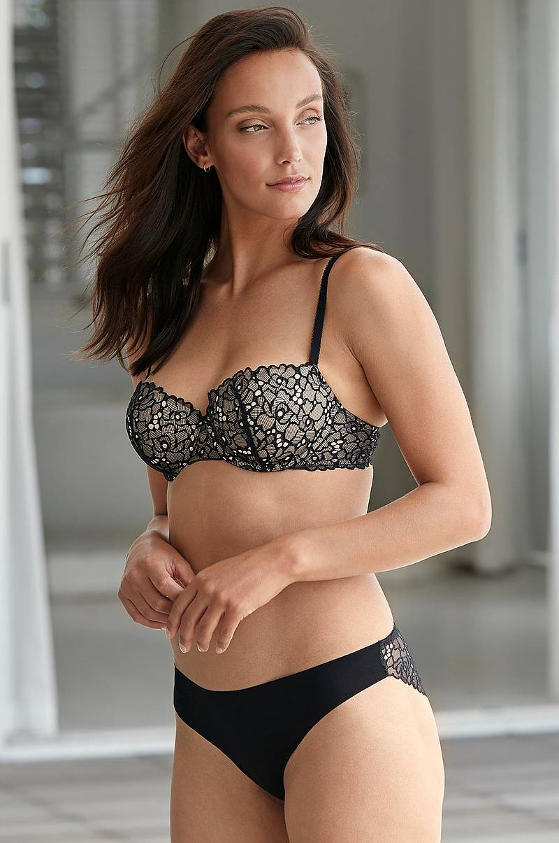 Trusse Coquette Brief
