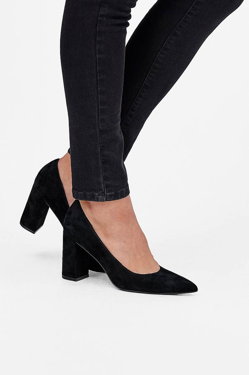 Pumps Allie i ruskind
