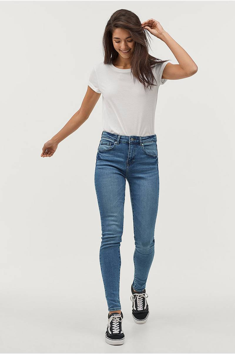 Jeans New Thea High Waist
