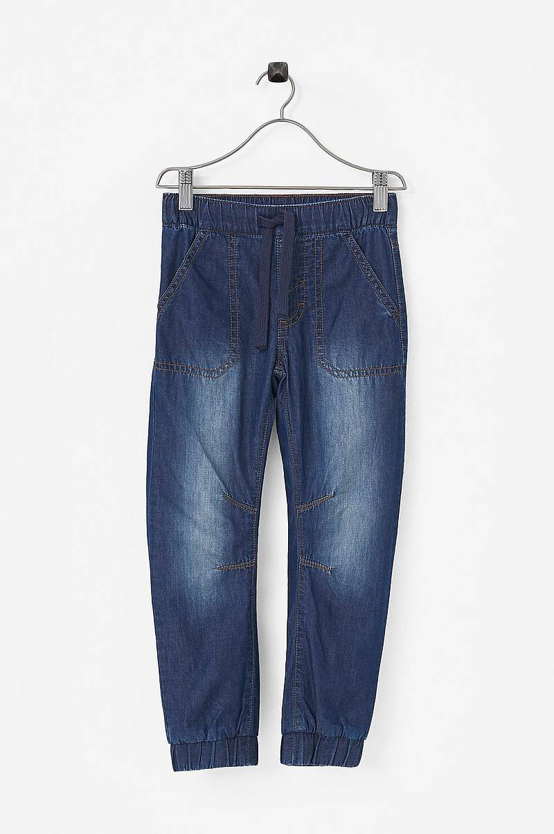 Denimjoggers, forede