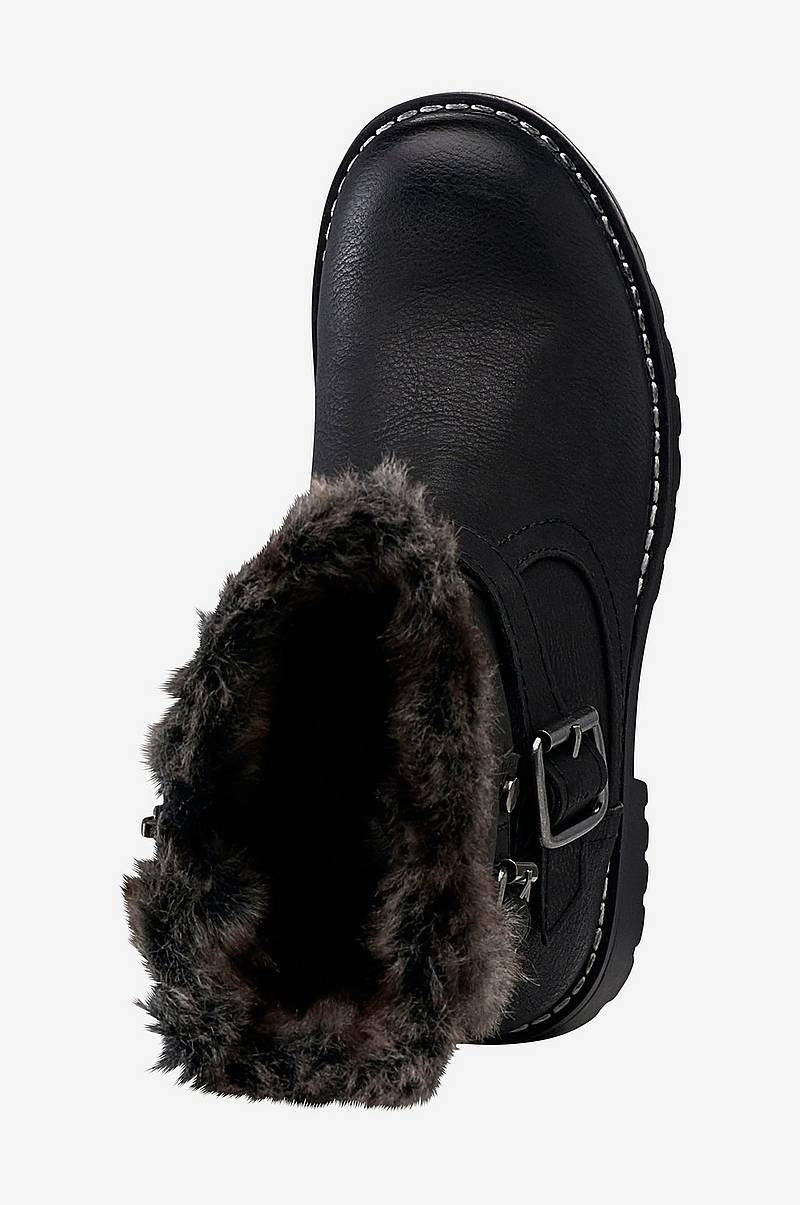 Boots Washington Fur, varmfodrad