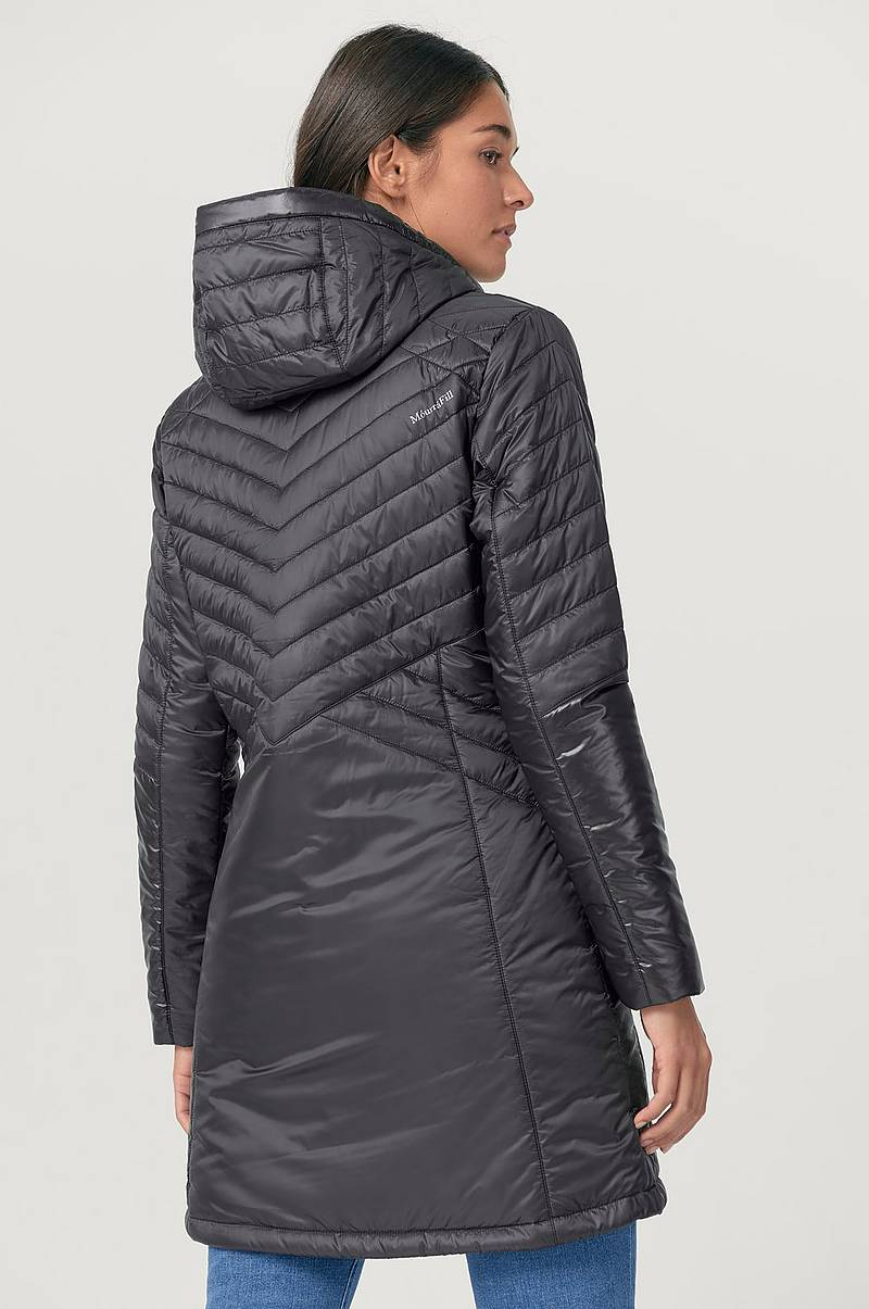 Parkas Quilted LW Hood W