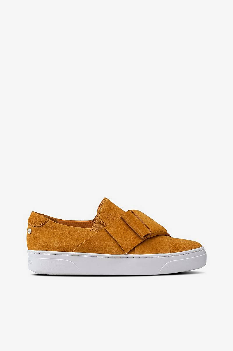 Sneakers Slip On Bow