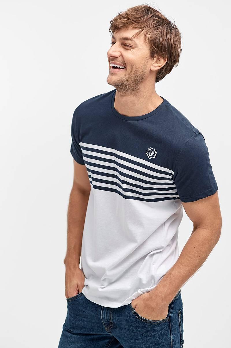 895547d112ca T-shirt Randig