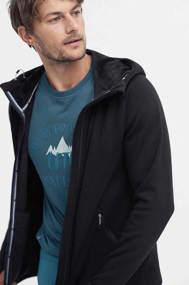 Billige reebok hættetrøjer herre ufc ultimate fan full zip