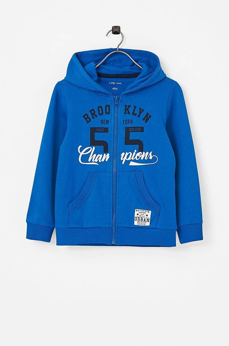 ccf006c5 Sweatshirtjakke med hette