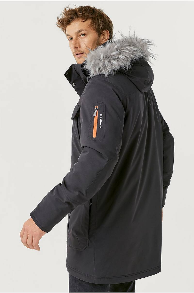 Parkatakki Detachable Hood M