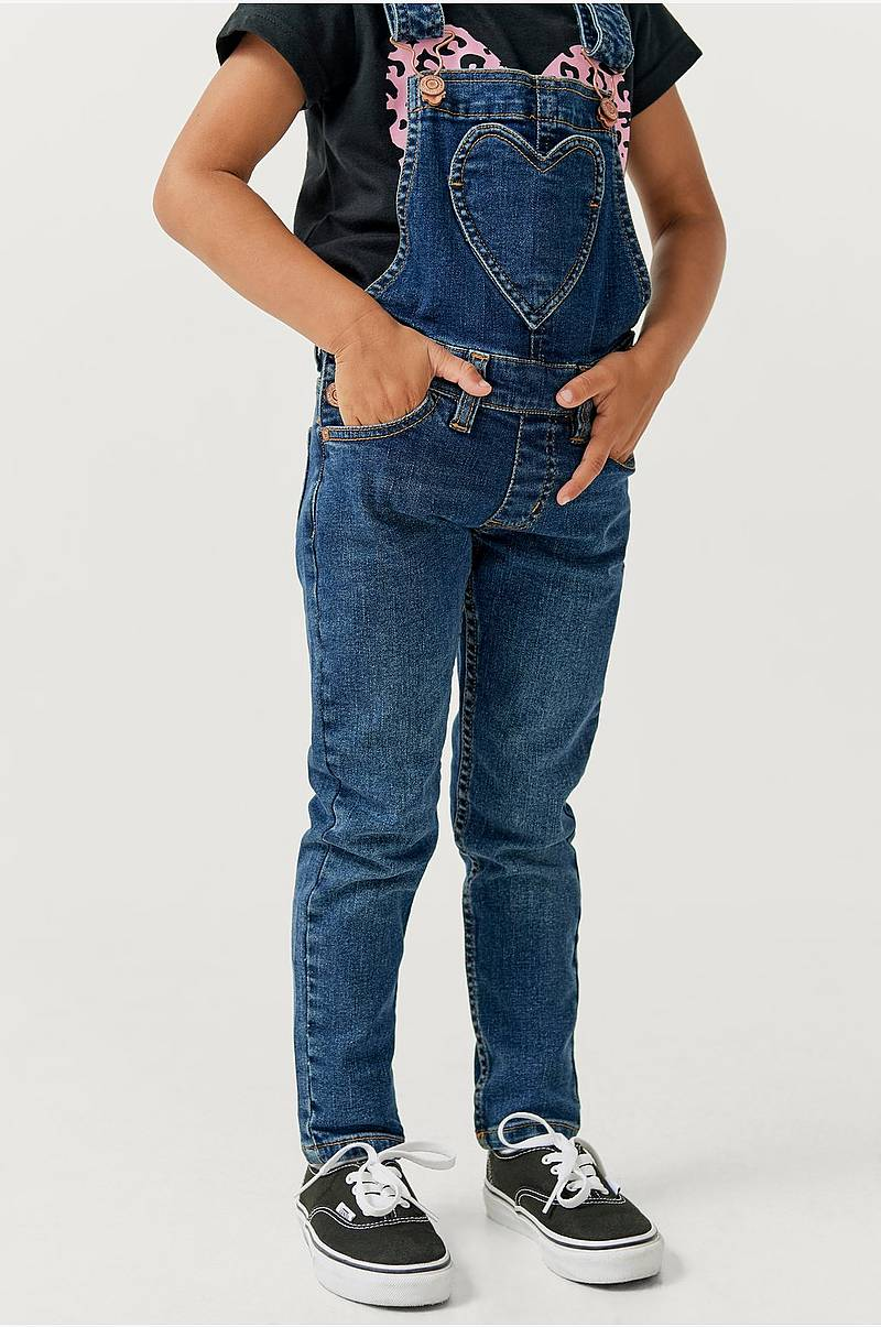 Lappuhaalarit Denim