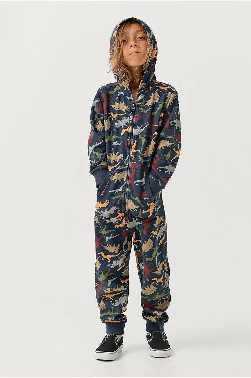 Dragt Sweatshirt Jumpsuit