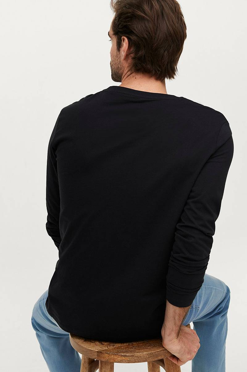 T-shirt Keith L/S