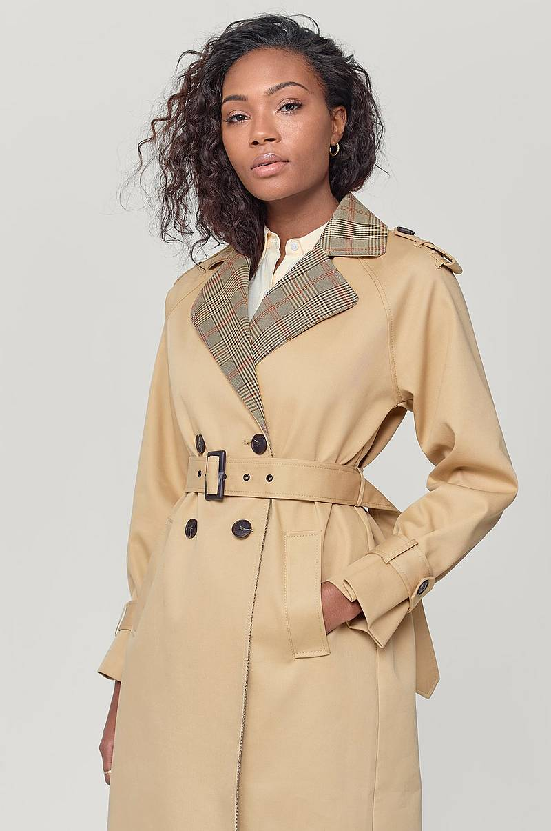 Trenchcoat Hillevie