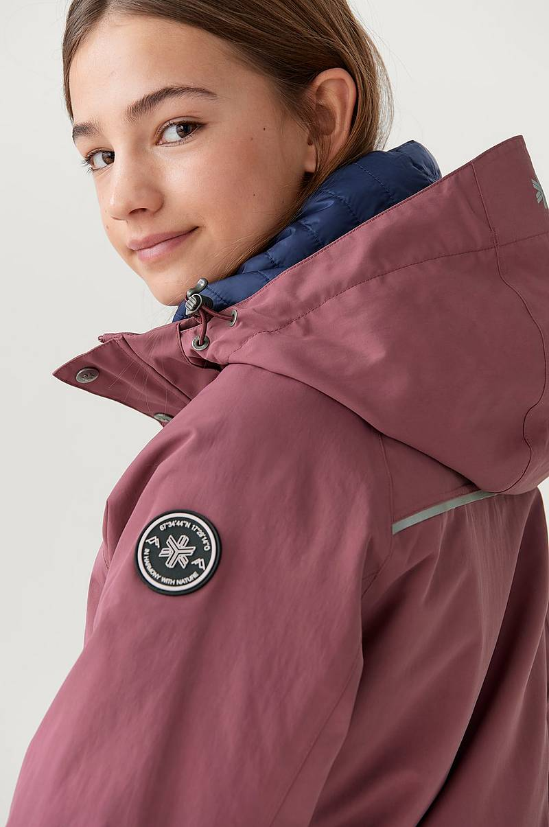 Kuoritakki Shell Jacket Jr