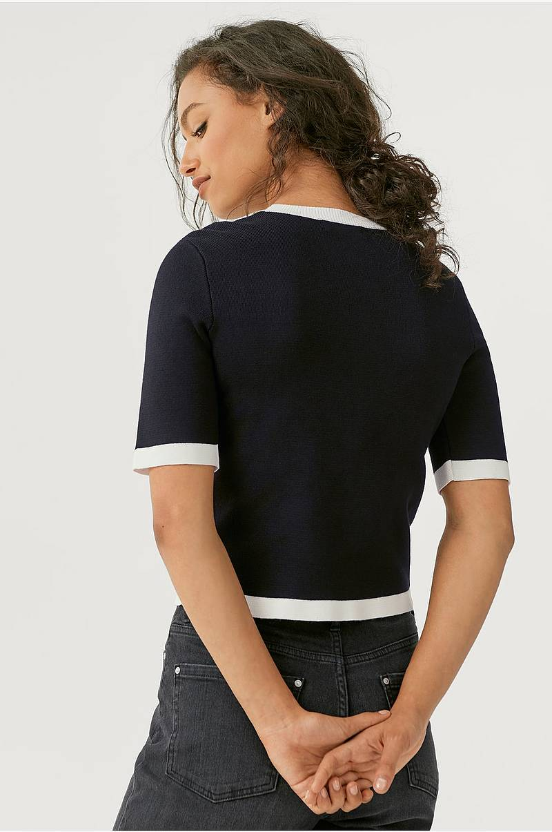 Tröja Coco Sweater Top