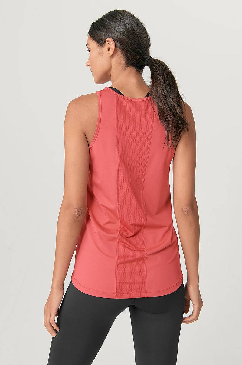 Löparlinne Running Tanktop Mesh Back