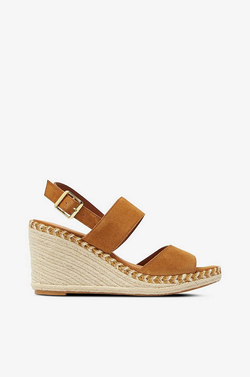 Sandaletit Wedge Gold