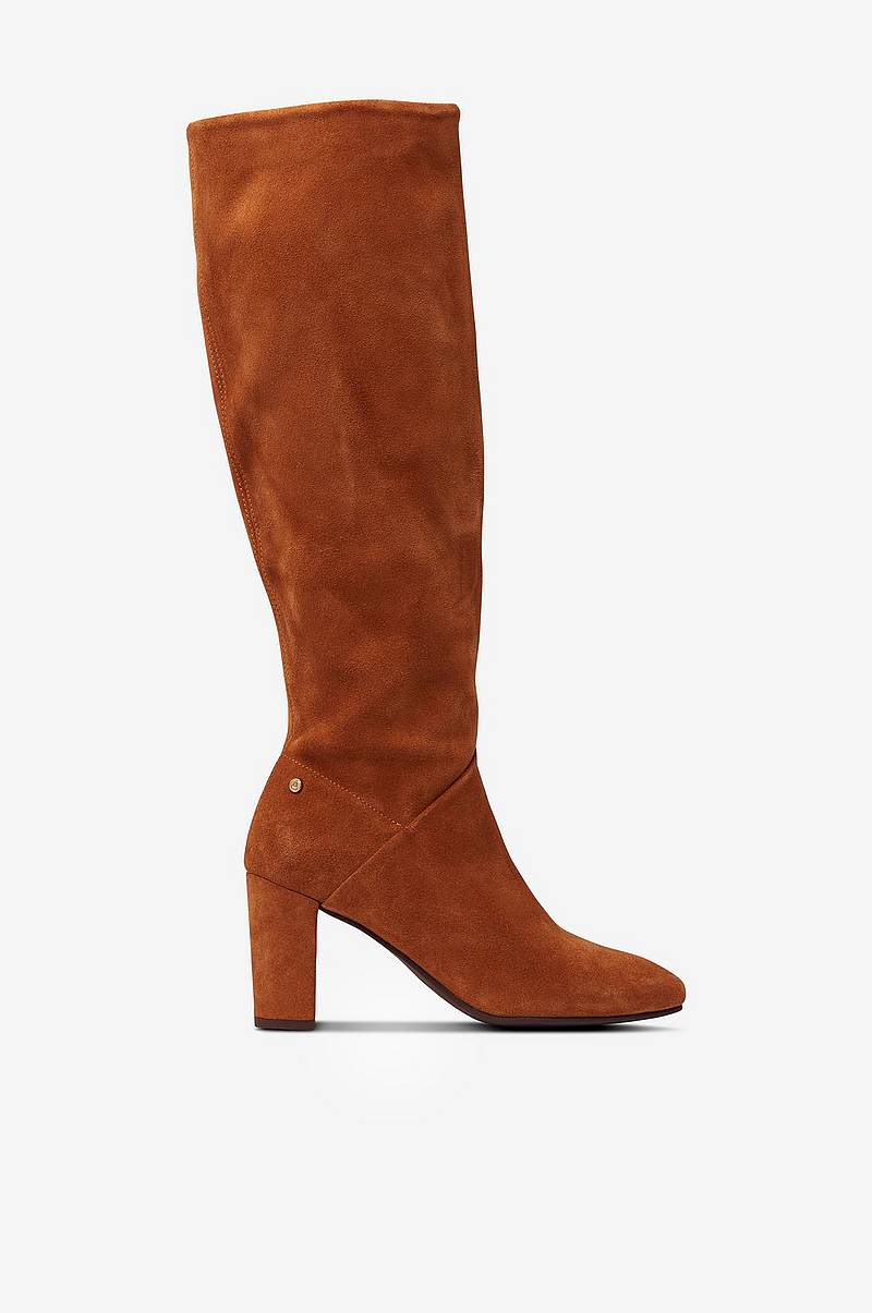 Stövlar High Boot Suede