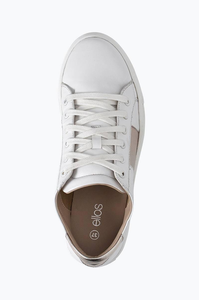 Shoes Sneakers Sandro i skinn Svart Dam 1039543 02 36
