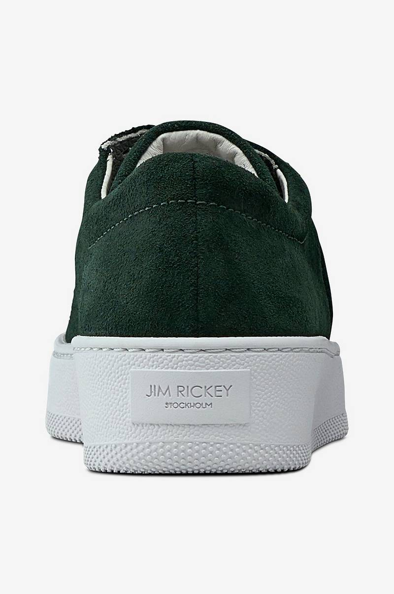 Cloud Fat Suede Green Gable