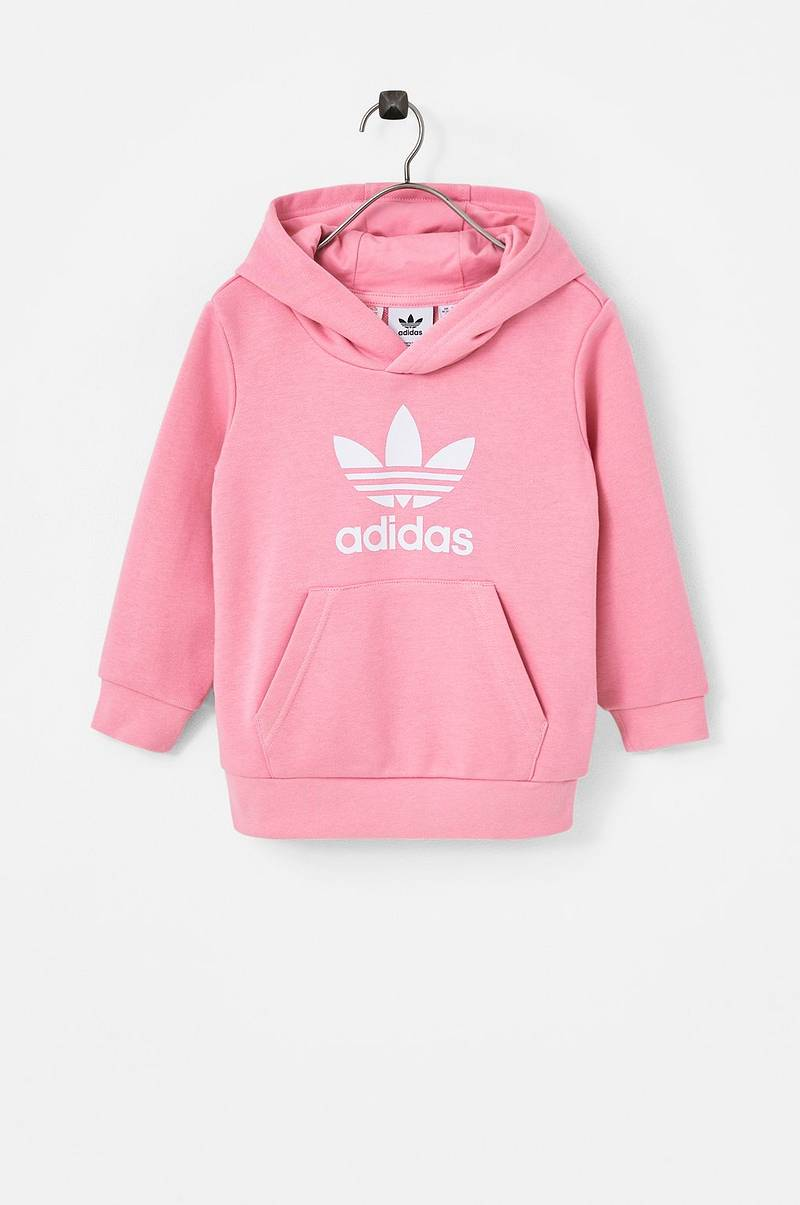 adidas Originals Sett Trefoil Hoodie, hettegenser og bukse