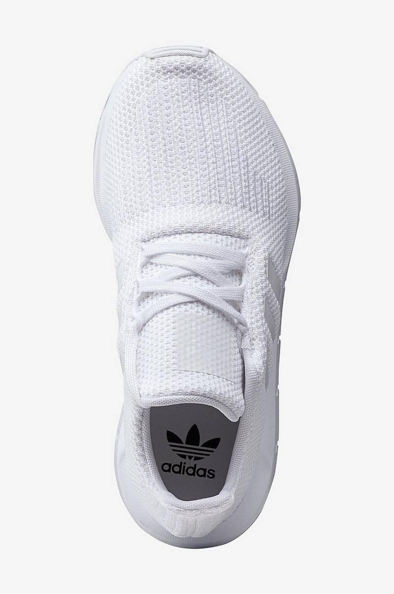 adidas Originals Sneakers Swift Run J Hvit Barn Ellos.no