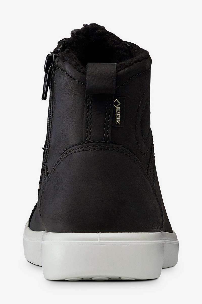 S7 Teen Sneakers Sko Sort ECCO
