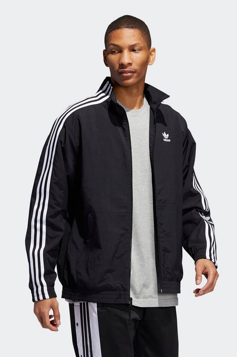 adidas Originals Treningsjakke Lock Up Track Jacket Svart