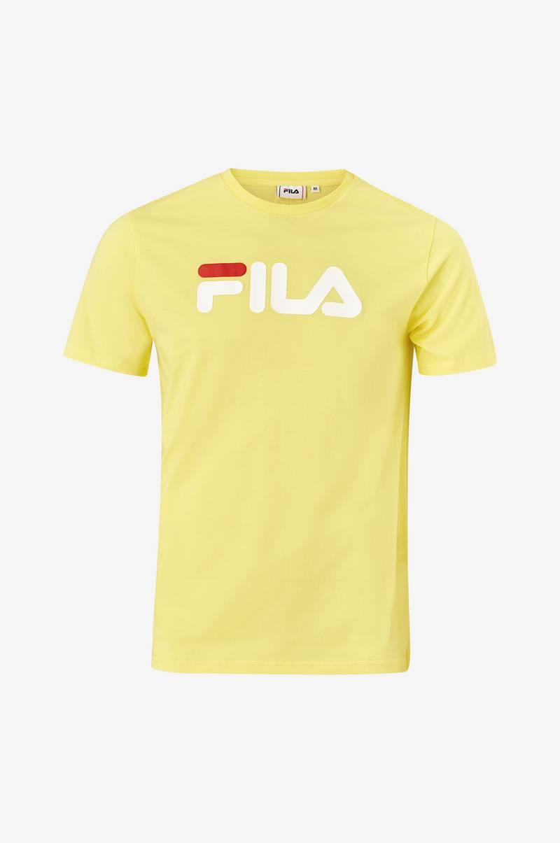 FILA T shirt Classic Pure Tee Grøn Herre Ellos.dk
