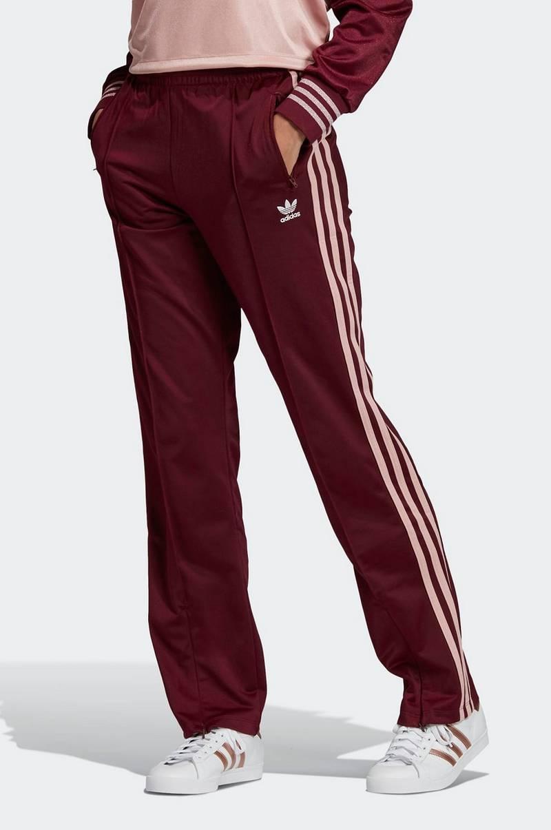 adidas Originals Treningsbukse Firebird Track Pants Rød