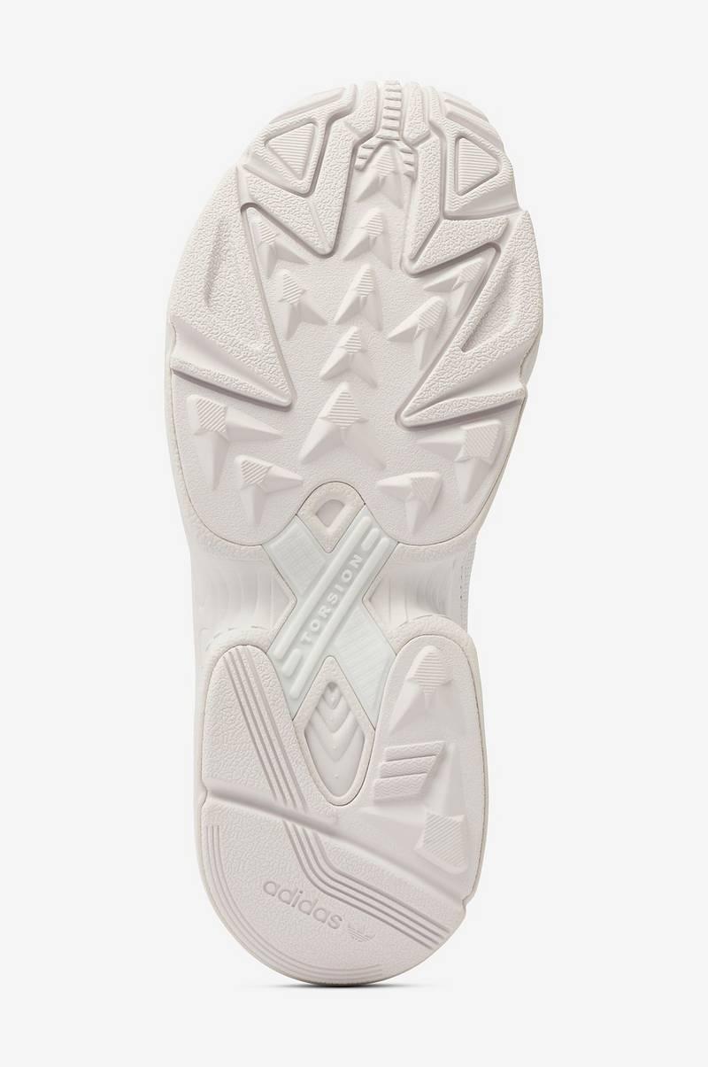 adidas Originals Sneakers Falcon W Vit Dam Ellos.se