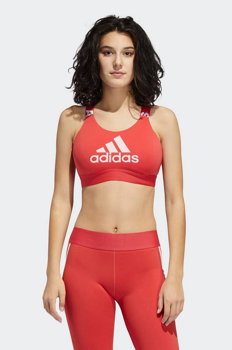 adidas Sport Performance Sports bh Don't Rest Branded Bra