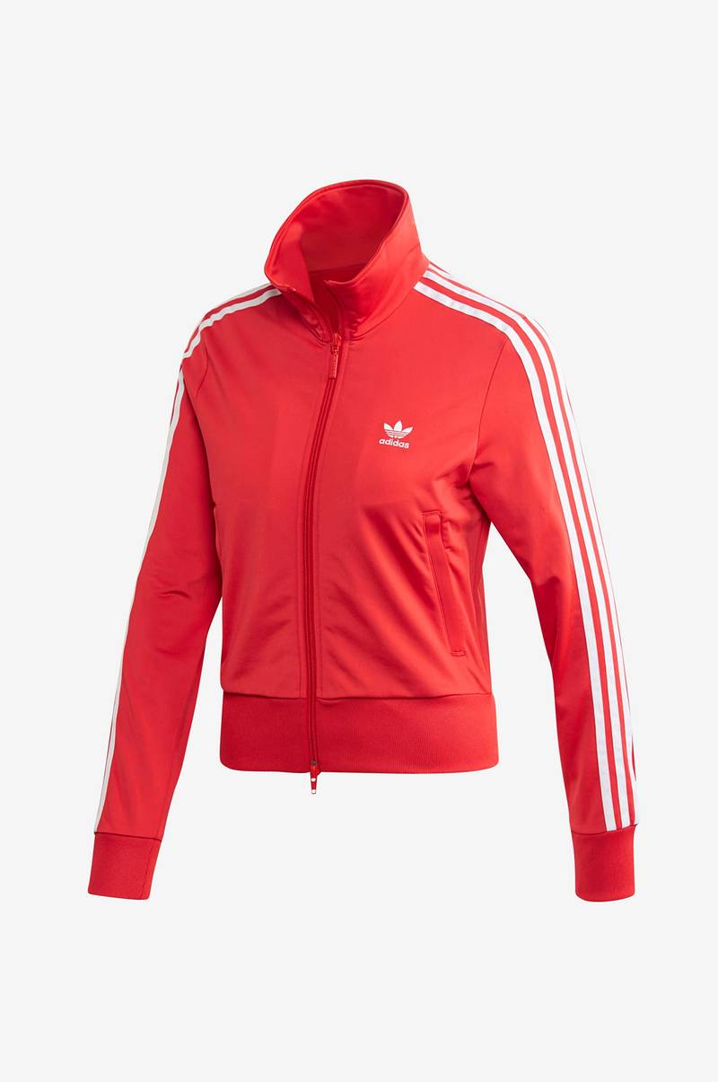 adidas Originals Treningsjakke Firebird Track Jacket Rød